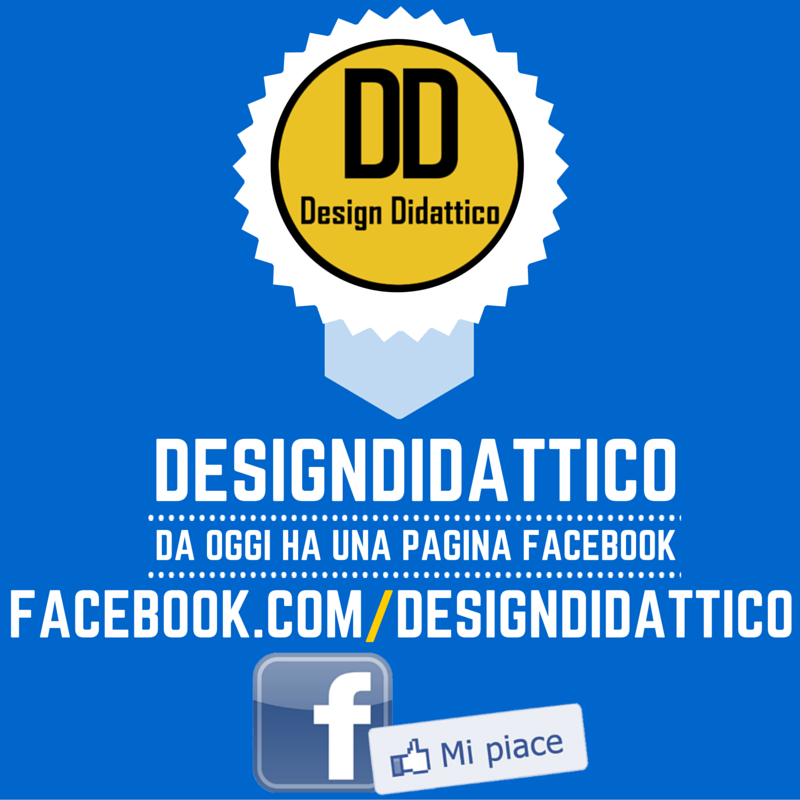 Design didattico ha una sua pagina facebook design for O architecture facebook