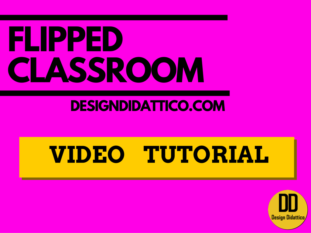 VIDEO TUTORIAL FLIPPED