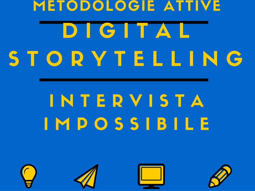 ma DIGITAL STORY PROLOGHI intervista