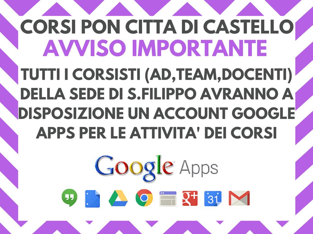 corsi-pon-cdc-google-apps