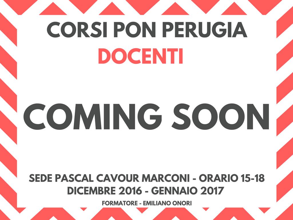 corsi-pon-pg-coming-soon