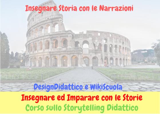 Insegnare Storia con le Narrazioni, scopri come!