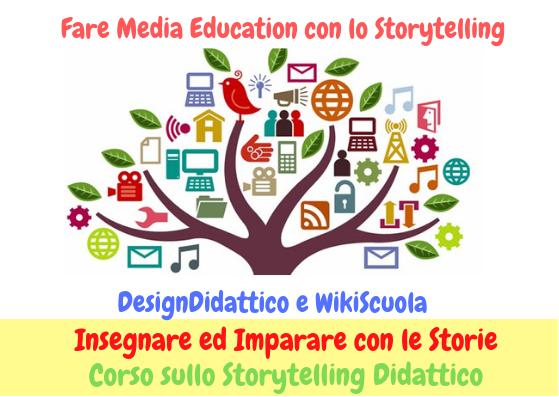 Fare Media Education con lo Storytelling, ecco come!