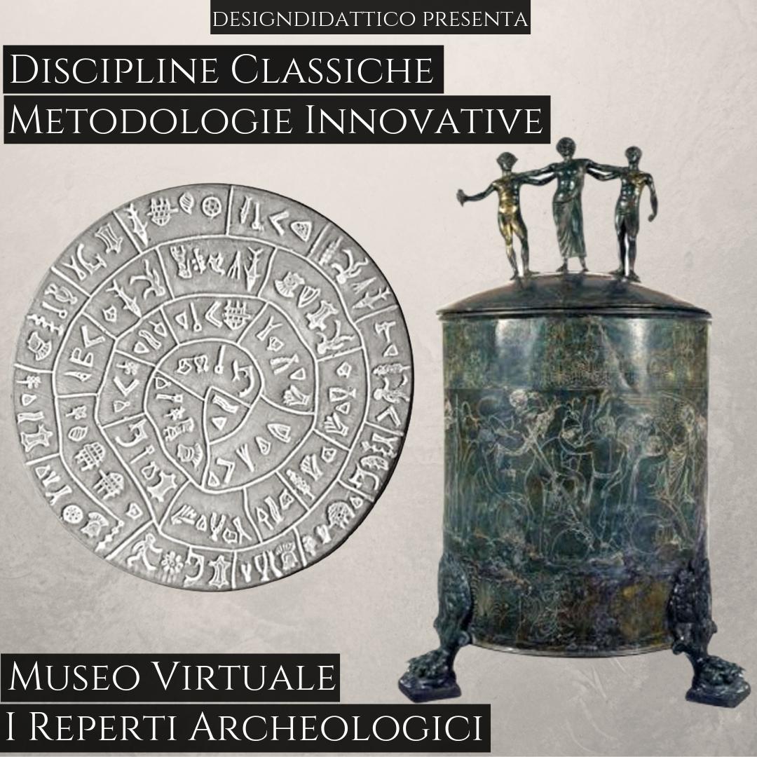 Il Museo Virtuale dei Reperti Archeologici. Didattica delle Lingue Classiche tramite Project Work